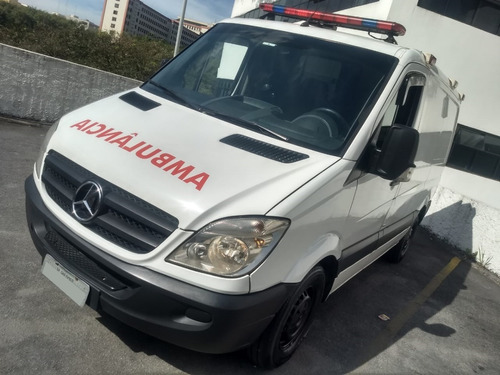 Mercedes-benz Sprinter Ambulância