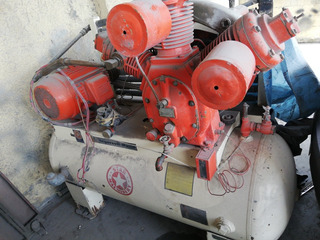 Compresor 20hp Trifasico Ingersoll Rand