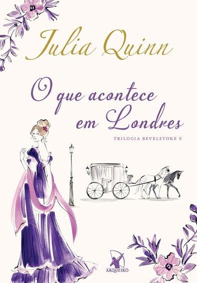 Livro Kit Julia Quinn Trilogia Bevelstoke 1 E 2
