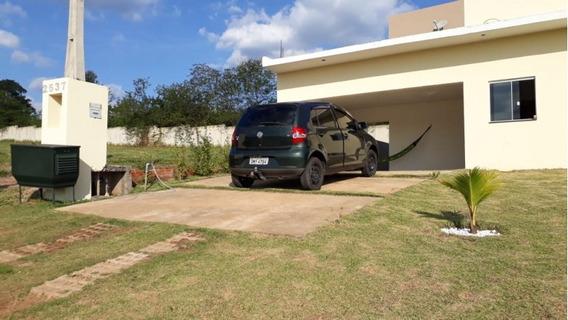 Casa No Ninho Verde 2 3 Quartos 190mts Construido - 4060091