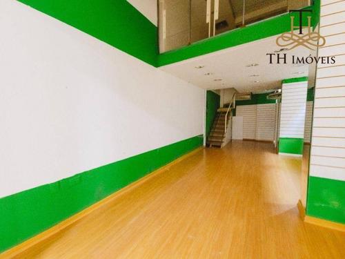 Imagem 1 de 6 de Sala À Venda, 103 M² Por R$ 350.000 - Centro - Balneário Camboriú/sc - Sa0121