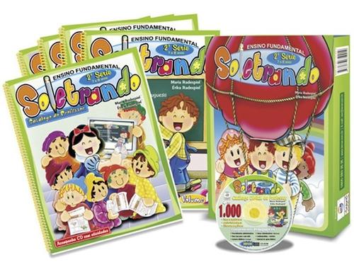 Coleção Pedagógica Soletrando 2ª Série + Brinde
