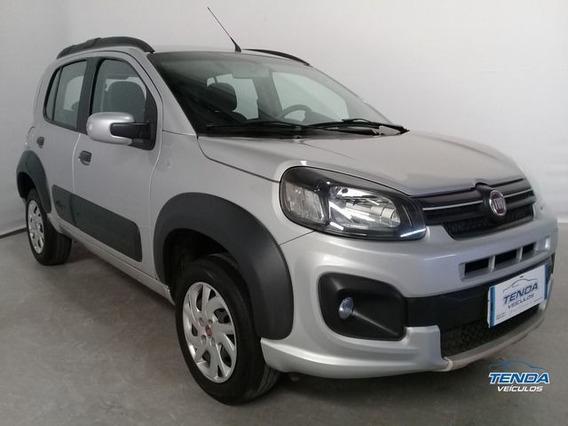 Fiat Uno Way 1.0 Flex, Pzk5933