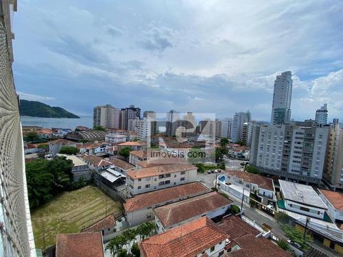 Apartamento À Venda, 87 M² Por R$ 695.000,00 - Ponta Da Praia - Santos/sp - Ap6940