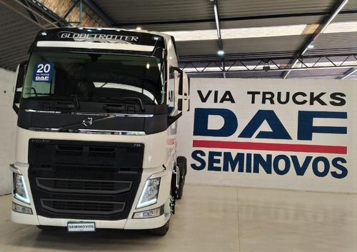 Imagem 1 de 10 de  Volvo Fh-460 Globetrotter  6x2 2 P ( Diesel ) 6x2 2p (diese