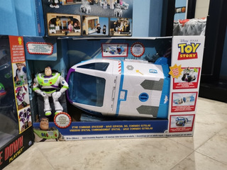 Disney Pixar Toy Story 4 Nave Espacial Buzz Lightyear