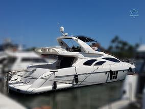 Lancha Intermarine 760 Full Iate Barco N Phantom Cimitarra