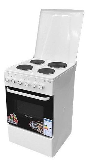 Cocina Eléctrica Dalton 50x50 Novogar