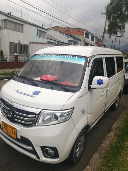 Changan Minivan Star 7