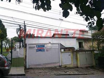 Terreno Em Água Fria - São Paulo, Sp - 296258