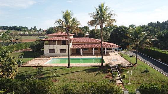 Park Way - Casa Com 450m², 3 Quartos, 3 Suítes, Armários Planejados, Aceita Permuta. - Villa52174
