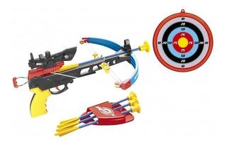 Arco E Flecha Crossbow Com Mira Led Infravermelho