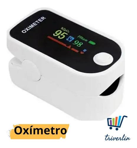 Oxímetro De Dedo Digital