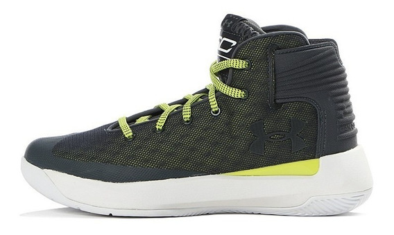 Under Armour Curry 3 Zero Para Niño - Gris- Básquetbol