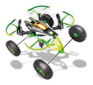 Dron Todo Terreno 3 En 1 Hot Wheels Monster X-terrain R/c