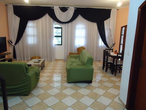 Sobrado  Residencial À Venda, Parque São Lucas, São Paulo. - So0416