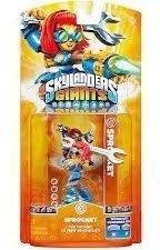 Boneco Skylanders Giants Tecnologia Sprocket Nintendo 3ds