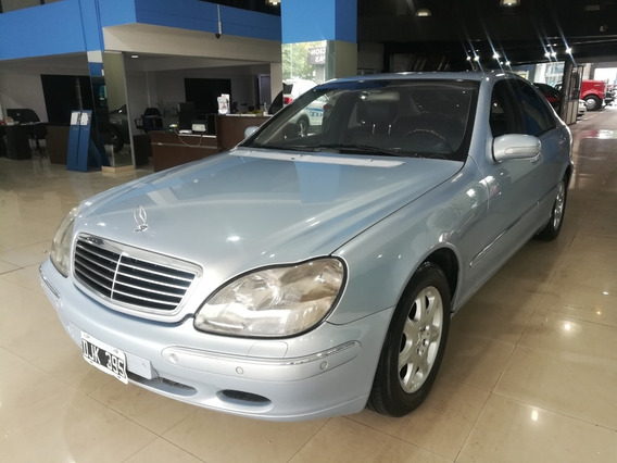 Mercedes Benz S320 V6 Largo 2001