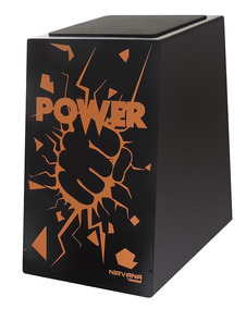 Cajon Liverpool Acústico Nirvana Power Can003