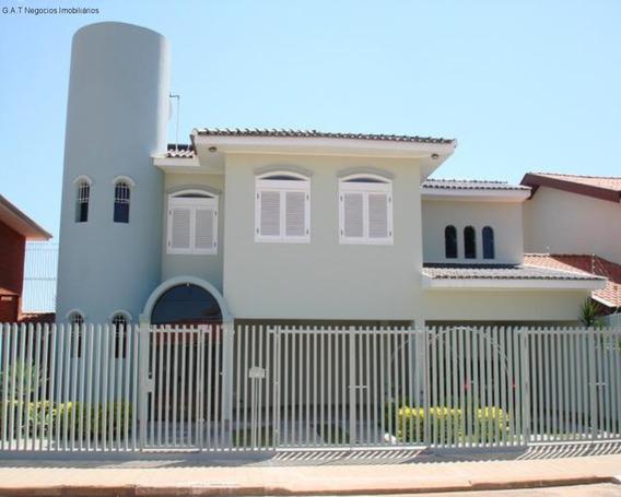 Casa Para Locação No Jardim São Paulo - Tatuí/sp - Ca10482 - 34741459