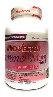 Proteína Femme Fit Mom Mujer Myovector 1.6kg Varsab Envfull