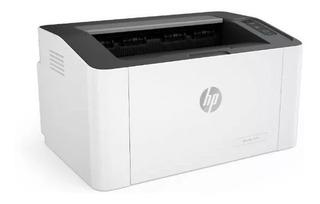 Impresora Hp Laser 107 Negro Usb 4zb77a