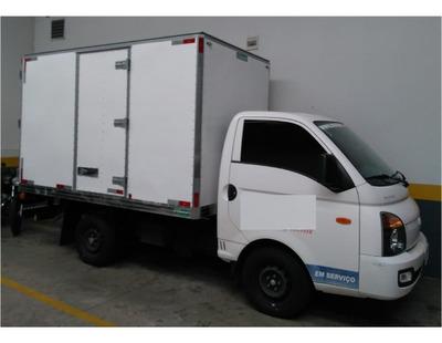 Hr-100 2.5 Hyundai - Baú