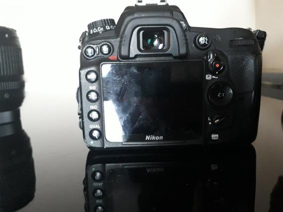 Camera Nikon D7000 Objetiva 18-105 Mm