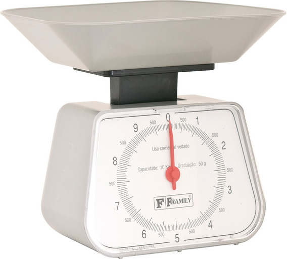 Balanca Uso Domestico 10kg Franmar