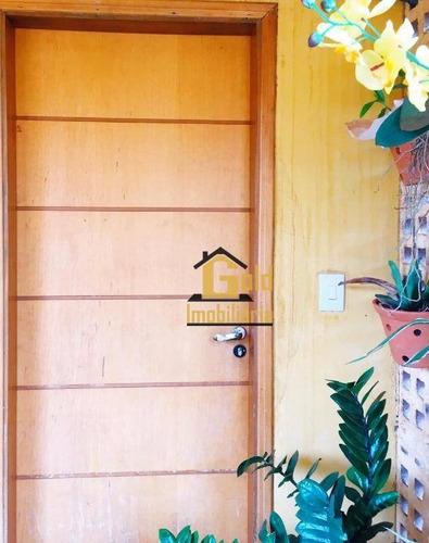 Apartamento Com 2 Dormitórios Locação/venda, 49 M² Por R$ 102.000 - Jardim João Rossi - Ribeirão Preto/sp - Ap2113