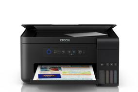 Impressora Epson L4150 + 800 Ml De Tintas Sublimáticas