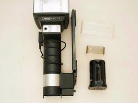 Ultimo Dia Flash Metz 45 Ct5 Canon Nikon Olympus Pentax §§§
