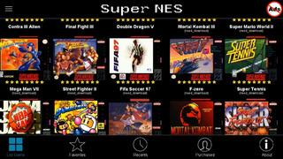 Super Nintendo Con Juegos Para Android