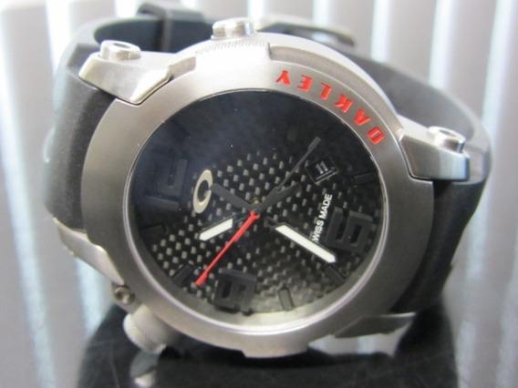 Reloj Oakley Killswitch Titanium Carbon Colección Toys4boyst