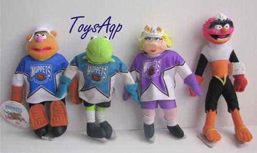 Colección Los Muppets Peluches