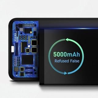 Capa Para Samsung Galaxy S10 Plus Bateria Case Carregador