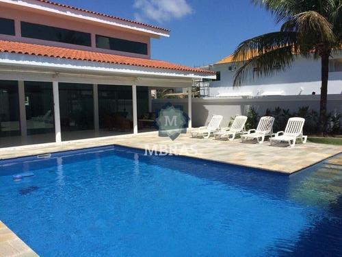 Excelente Casa No Condomínio Acapulco - Mb9029