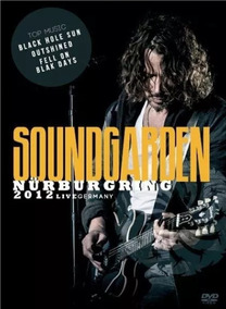 Dvd Soundgarden - Nurburgring 2012 - Live Germany Novo !!!