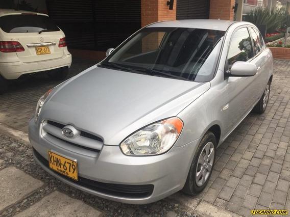 Hyundai Accent 1.4cc Mt A.a