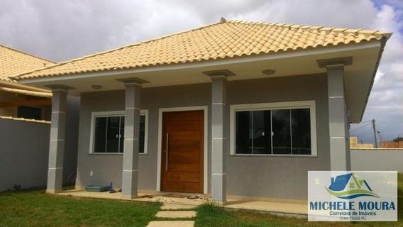 Casa 3 Dormitórios Para Venda Em Araruama, Ponte Dos Leites, 3 Dormitórios, 1 Suíte, 1 Banheiro, 5 Vagas - 218_2-463072
