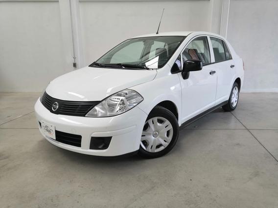 Nissan Tiida 1.6 Drive Sedan Mt
