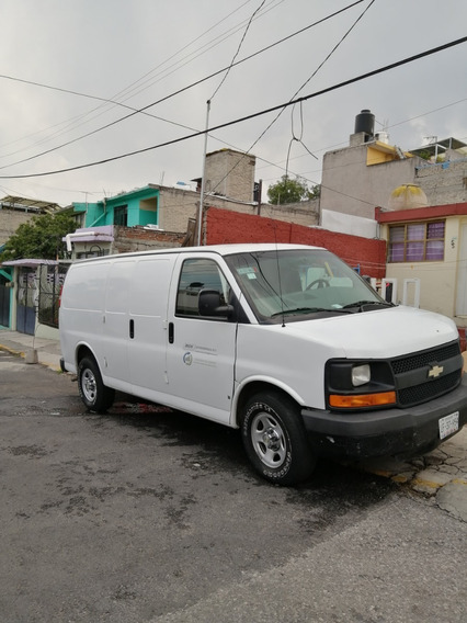 Express Van 2007 Chevrolet