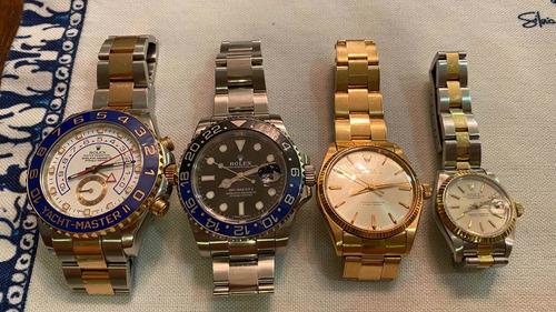 Rolex Audemars Patek Hublot Cartier Pago A Vista