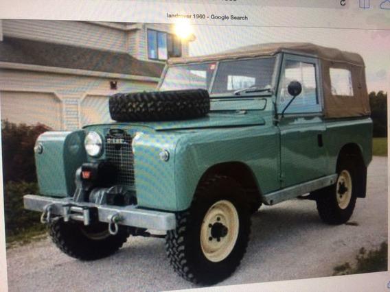 Lote De Partes Defender Land Rover