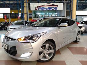Hyundai Veloster 1.6 Automático 2012 Top C/ Teto Solar!