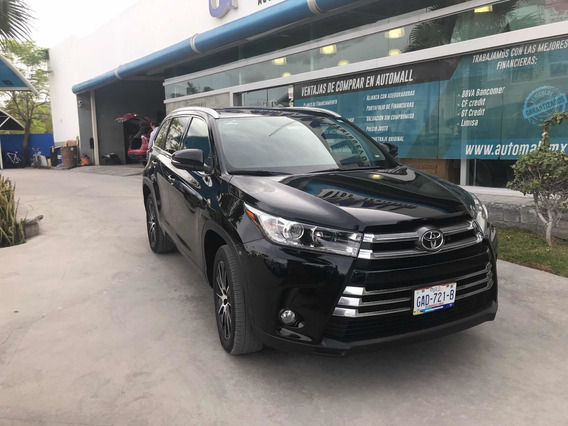 Toyota Highlander 3.5 Limited At 2018