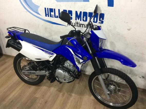 Yamaha Xtz 250,2016 Fin 48x Cartao 12x 1,6%am
