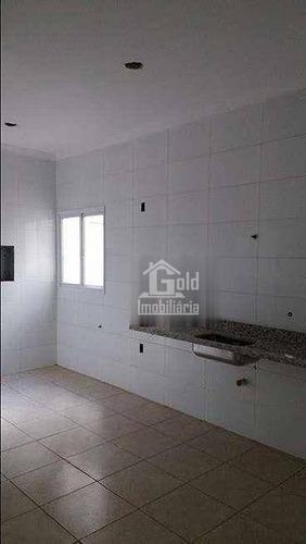 Apartamento Com 3 Dormitórios, 85 M² - Venda Por R$ 300.000 Ou Aluguel Por R$ 1.000/mês - Jardim Zara - Ribeirão Preto/sp - Ap3688