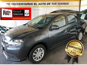 Renault Logan 2016 Expression, Automatico 1.6lt