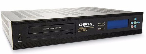 Leitor Bluray Dvd Home Theater D-box Srp-230 Com Plataforma